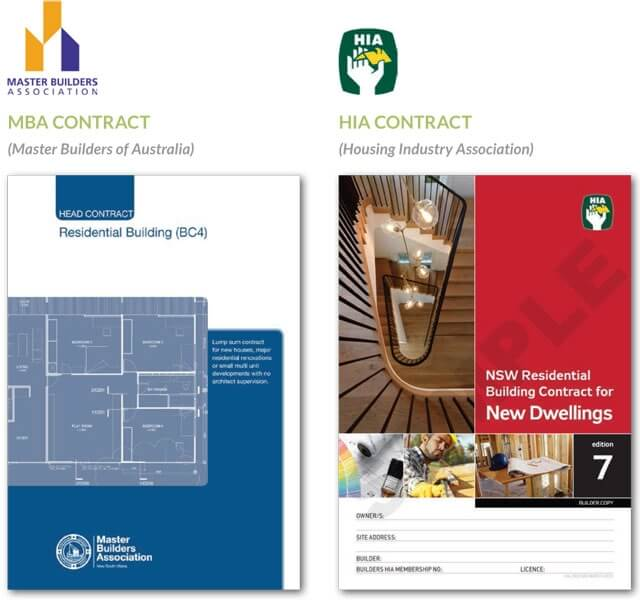 industry standard contracts